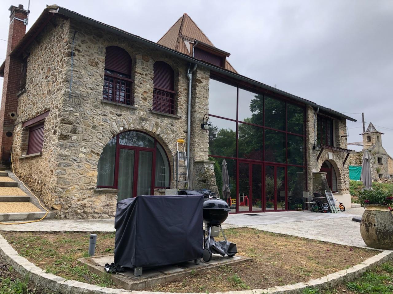 Maison du Silence  8 Pièces ITTEVILLE 680000 €