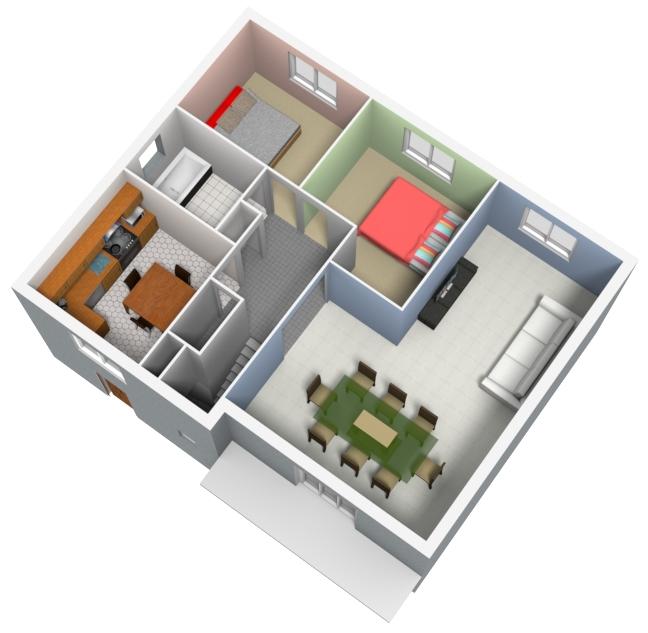 Maison 135 m2 4 chambres 2 500 m2 à 25 kms de clermont ferrand 171600 €